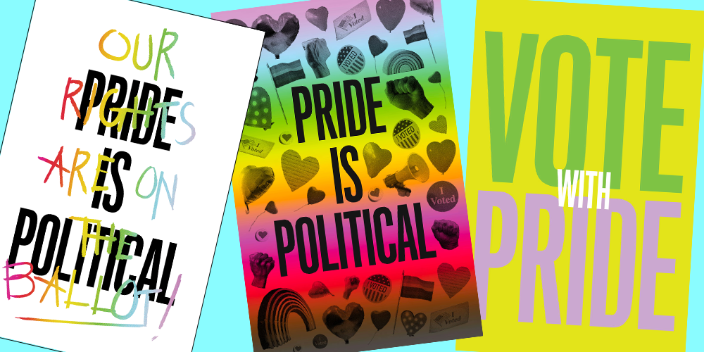 FREE Pride Posters